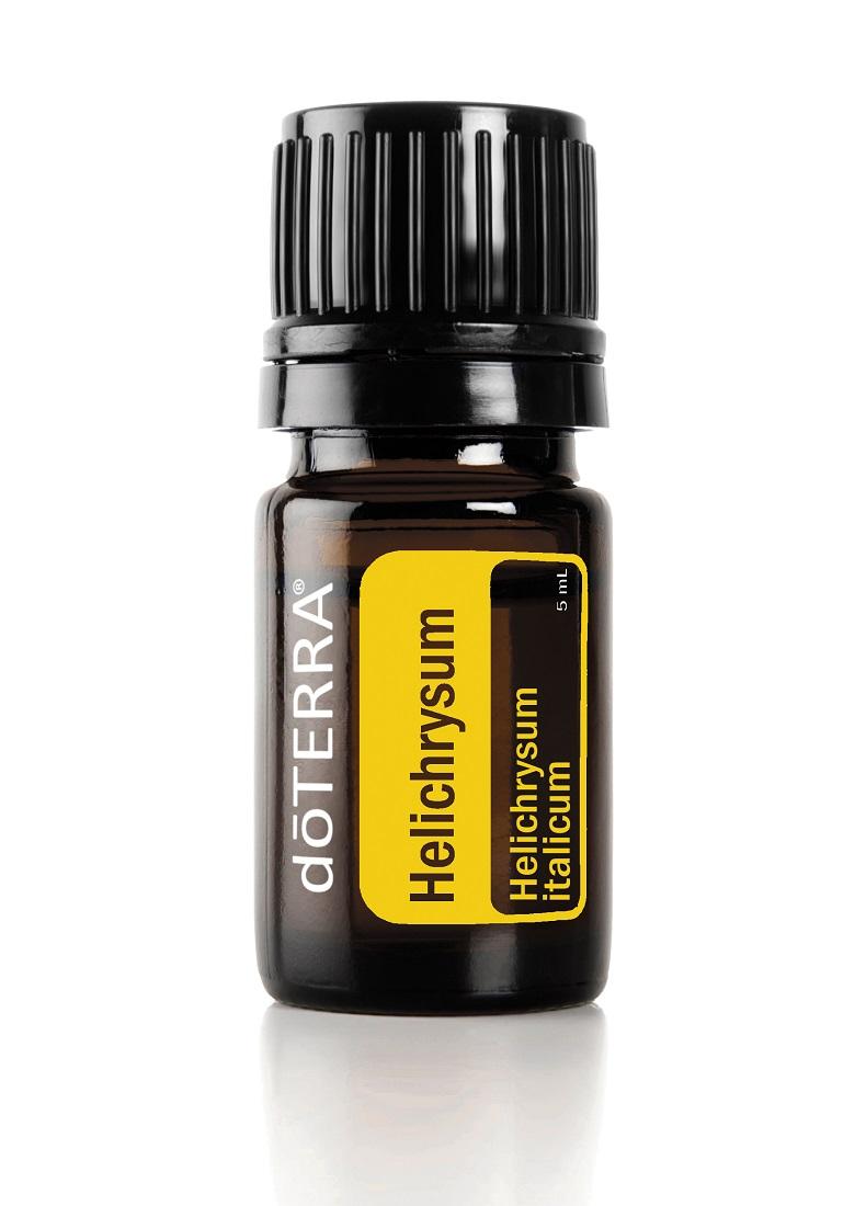 Етерично масло Безсмъртниче – Helichrysum